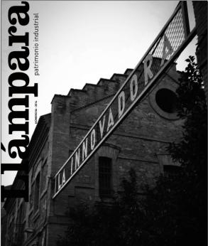 Portada Revista Llámpara