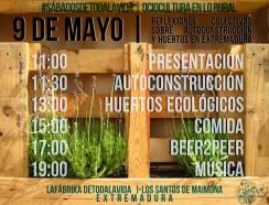 #Sábadosdetodalavida_Autoconstrucción&Huertos