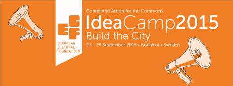 """IdeaCamp """"Built the City"""""""