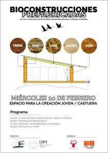 Cartel Bioconstrucciones_castuera