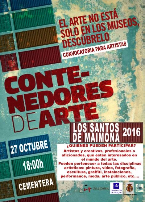 cartel-convocatoria-artistas-los-santos-de-maimona